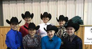 SRU Western Equestrian Team