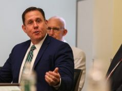 Tom Breth, Slippery Rock University trustee