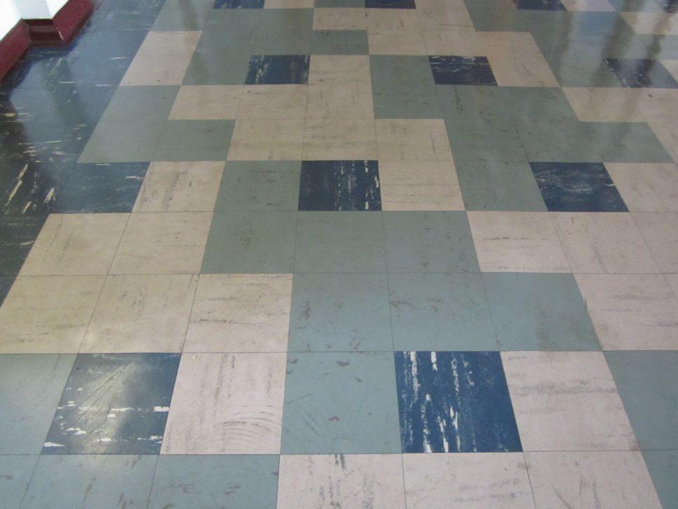 Asbestos Flooring Will Be Replaced