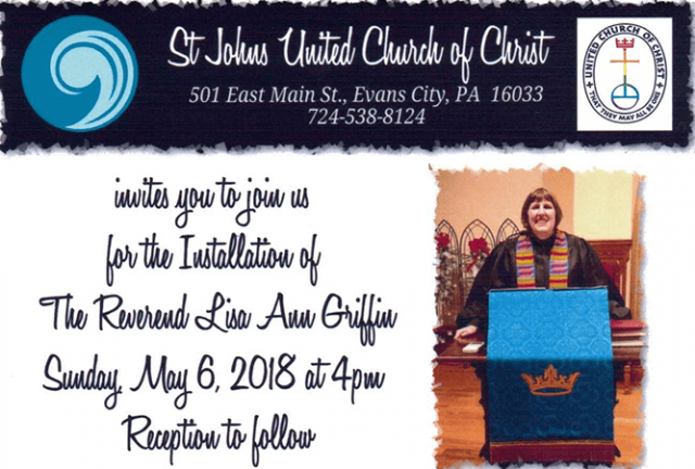Rev. Lisa Ann Griffin